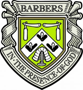 Barbers shield