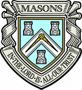 Masons shield
